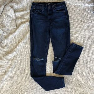 7 for all man king gwenevere jeans